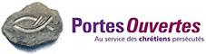 Logo Portes Ouvertes au service des chrétiens