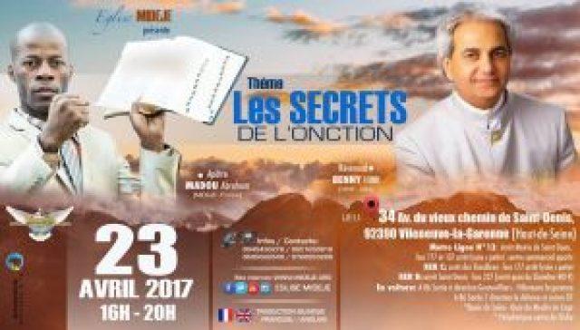 Le télévangéliste Benny Hinn revient en France…