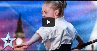 """VIral: """"Tarian Karate"""" Budak Berumur 9 Tahun Menarik Minat 5.5 Juta Penonton Dalam 2 Minggu"""