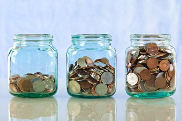 Simpan duit setiap bulan