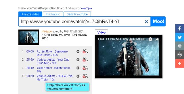 Cara mengenal pasti lagu latar dalam video youtube