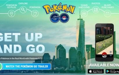Pokemon GO : 9 Perkara Penting Yang Anda Perlu Tahu