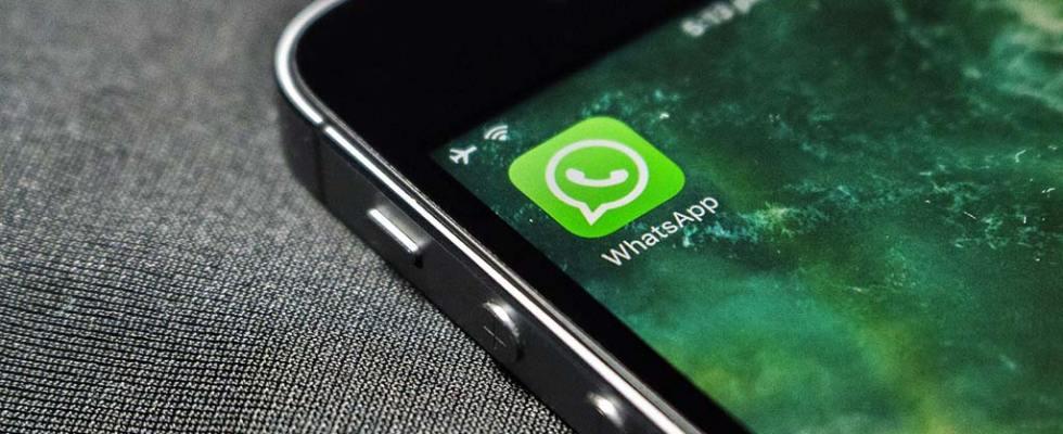menulis mesej whatsapp tanpa perlu menaip