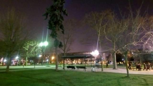 foto waktu malam dengan fungsi kamera handphone hdr