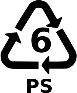 plastik kod no 6