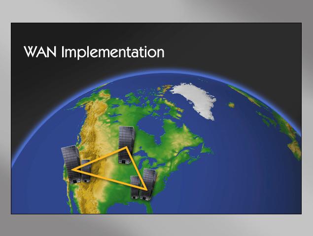 WAN Implementation | InfoSec.co.il