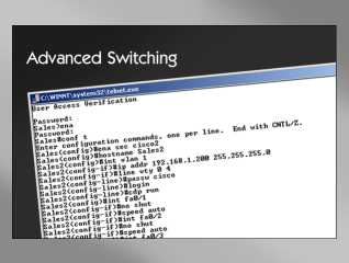 Advanced Switching | InfoSec.co.il