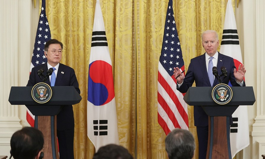 US needs help from Japan Korea compete Chinese technology