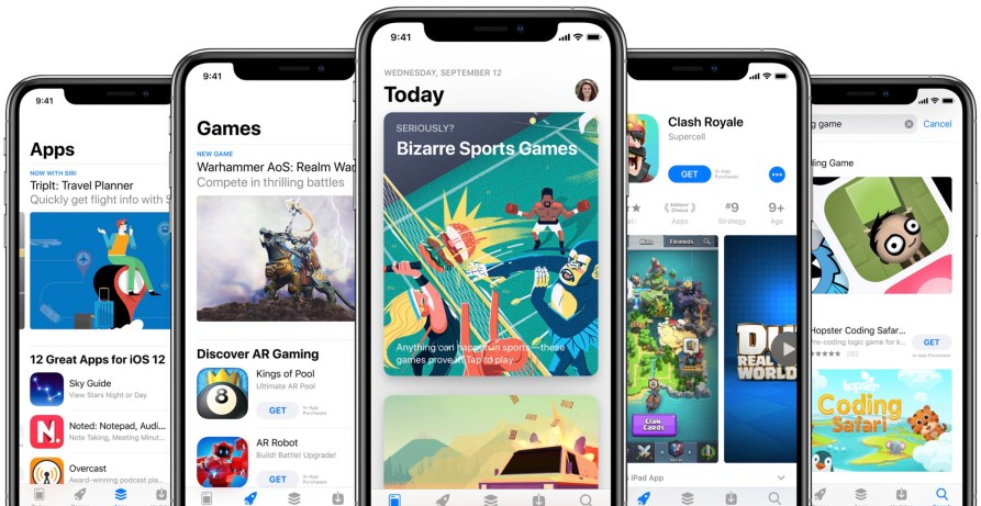 Apple removes dating app anti-Axis AppStore