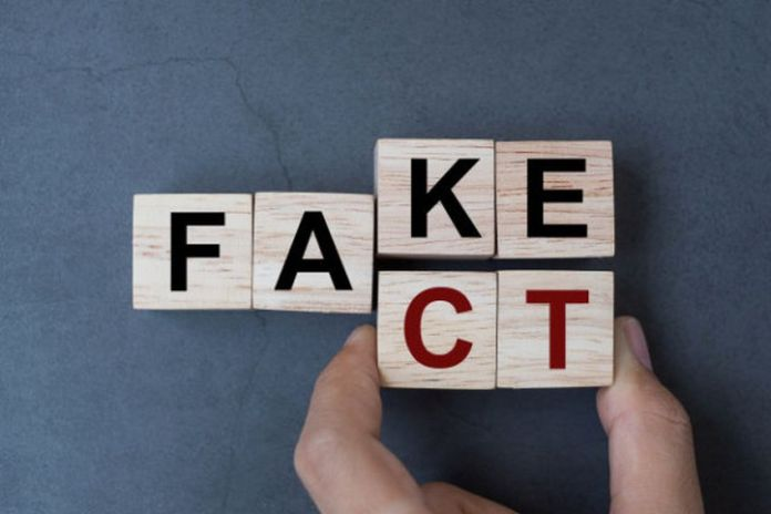 Fake verzus fakt
