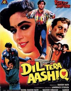 Dil_Tera_Aashiq salman khan ki movie