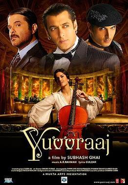 Yuvvraaj salman khan ki film