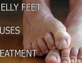 Smelly feet infoseemedia