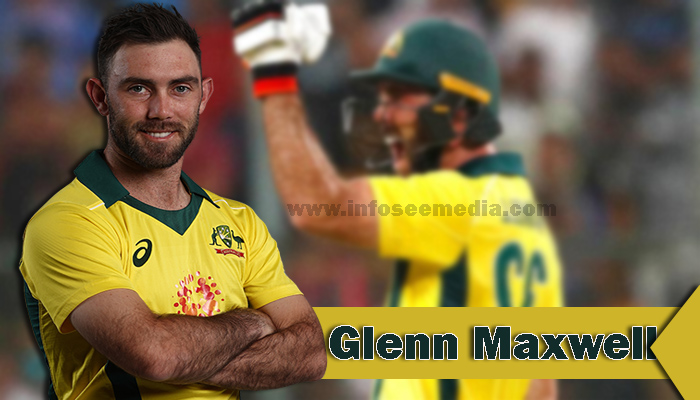 glenn maxwell infoseemedia