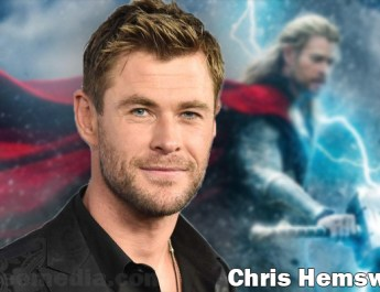 Chris Hemsworth height weight age