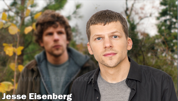 Jesse Eisenberg : Height, weight, age, debut, affairs, wife
