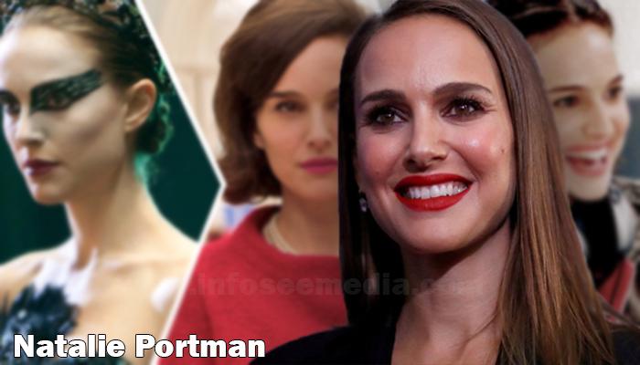Natalie Portman height weight age