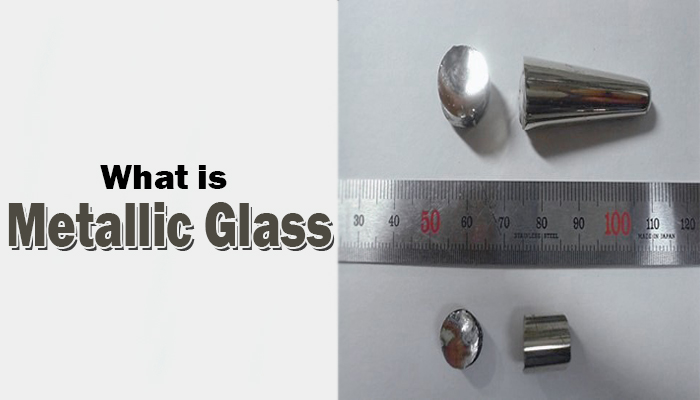 Metallic Glasses Expalined