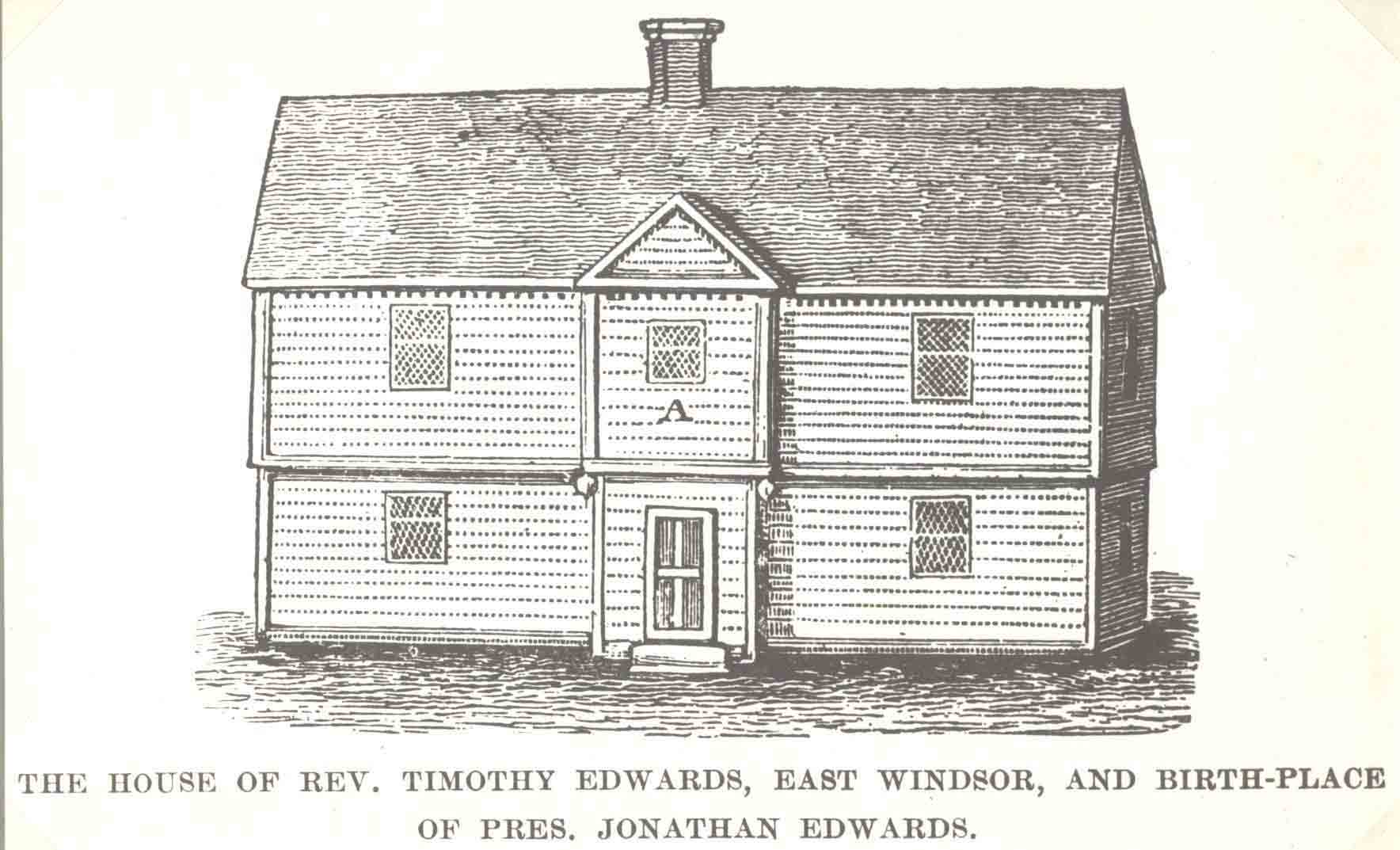 Jonathan Edwards S Early Life And Family