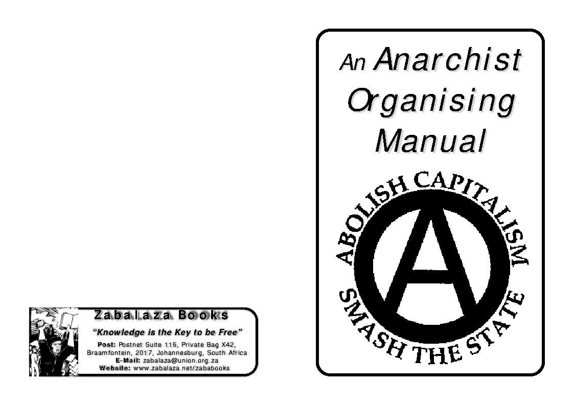 Infoshop.io: Anarchism