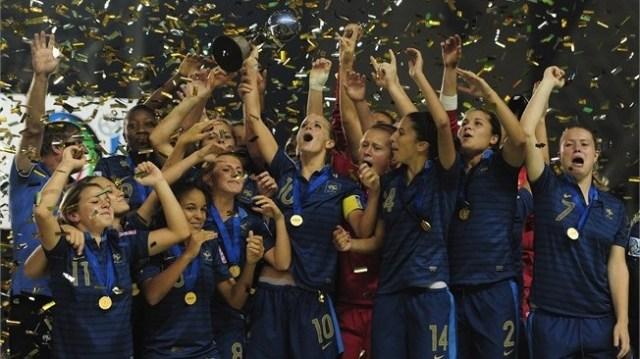 Équipe féminine U16 de France