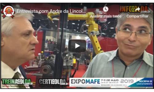 Entrevista com Andre da Lincoln – Expomafe 2019