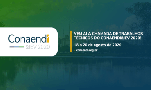 Conaendi&IEV 2020, São Paulo/SP
