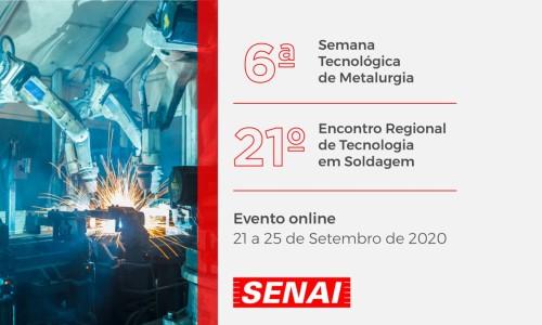 6ª SEMANA TECNOLÓGICA DE METALURGIA – 2020