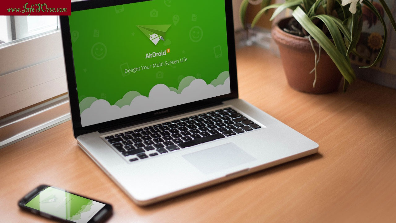 Control Android Phone From PC by Airdroid