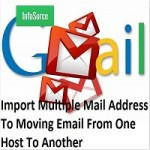 how to import multiple gmail account in one gmail