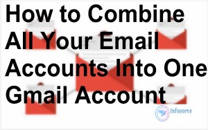 How to add multiple gmail account address