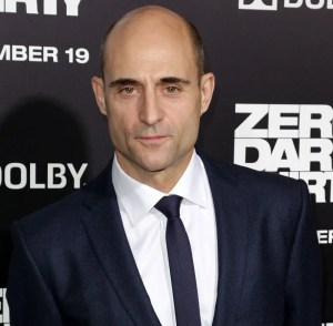 Mark Strong power donut