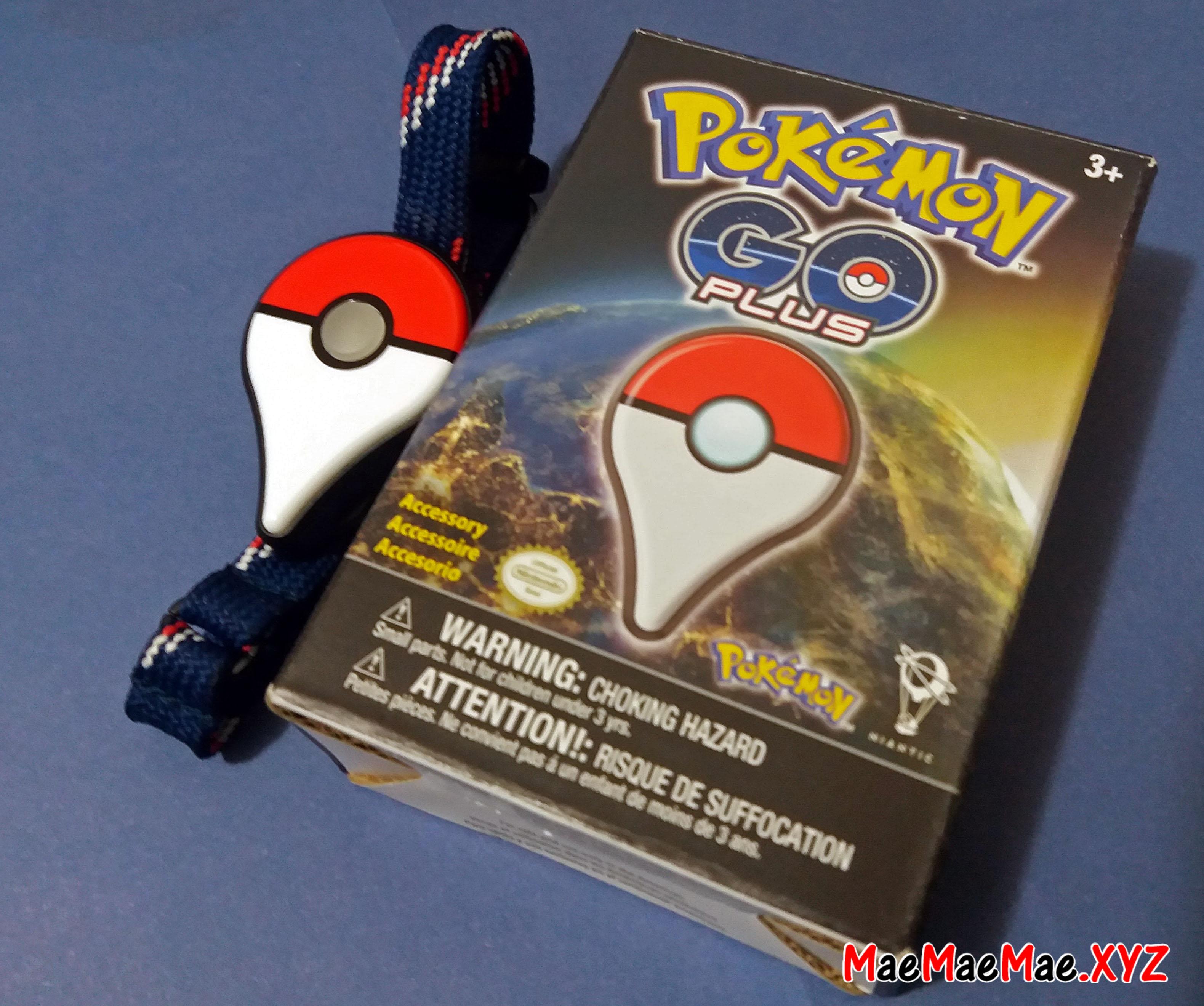 pokemon go plus problems