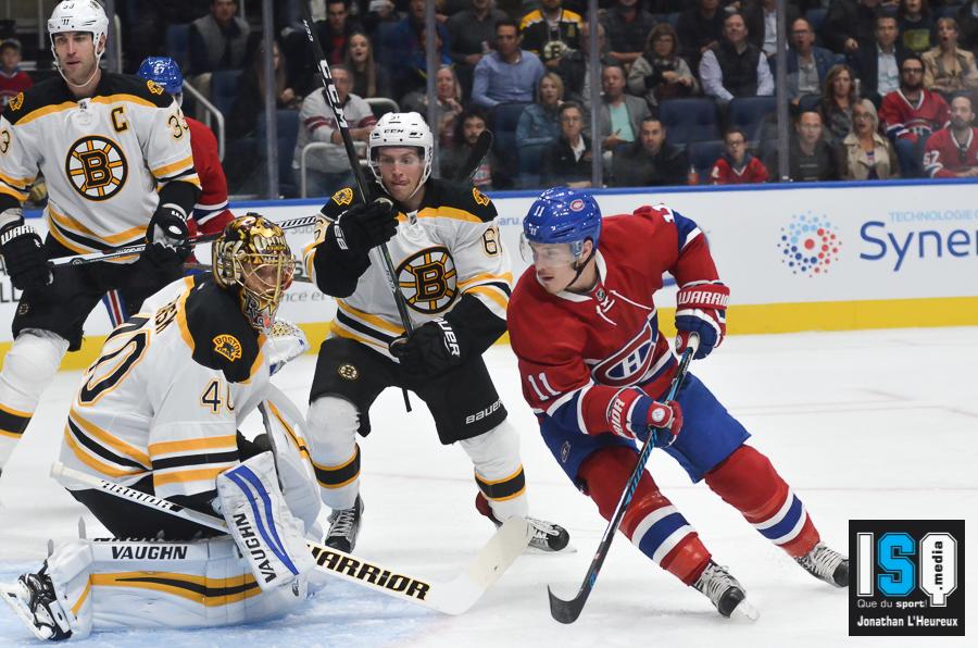 Les Canadiens de Montréal l'emportent 4-3 au Centre Vidéotron