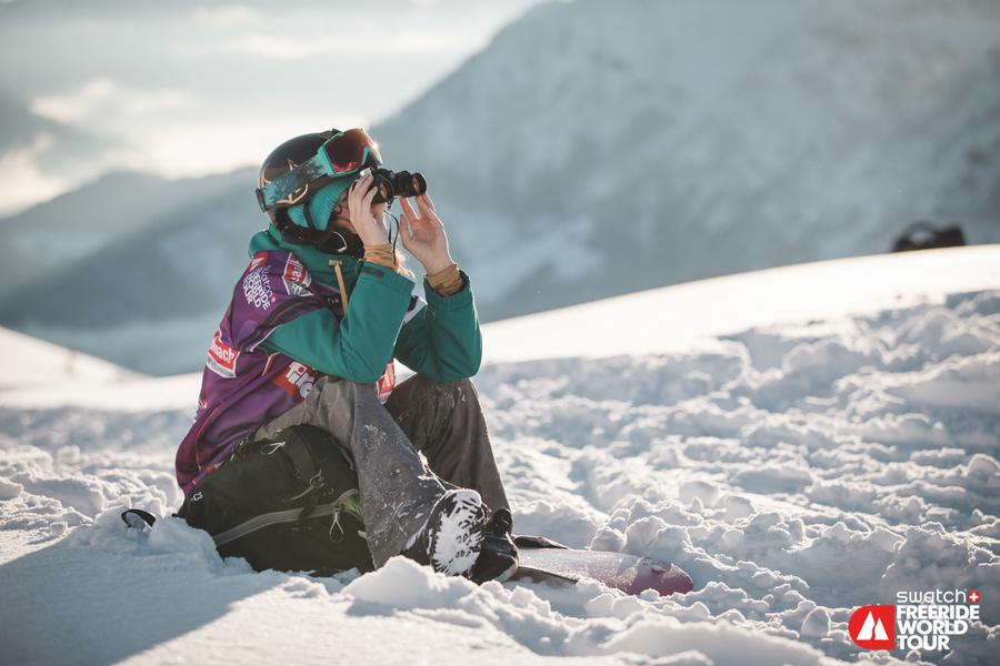 Audrey Hébert, à la conquête de l'Alaska