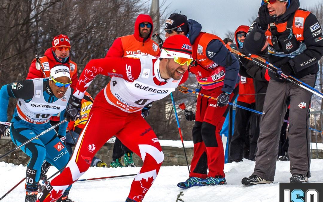 Coupe du Monde de ski de fond; Alex Harvey survole le sprint