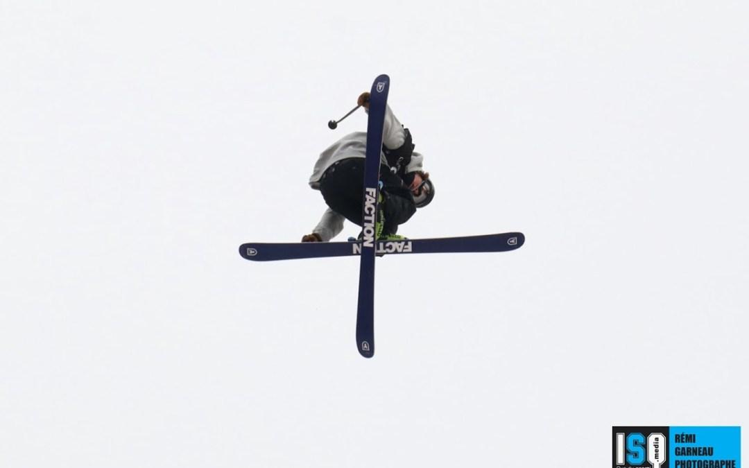 Le Jamboree présenté par Vidéotron sous le signe du printemps  Finales des Coupes du monde FIS de big air en freeski et snowboard