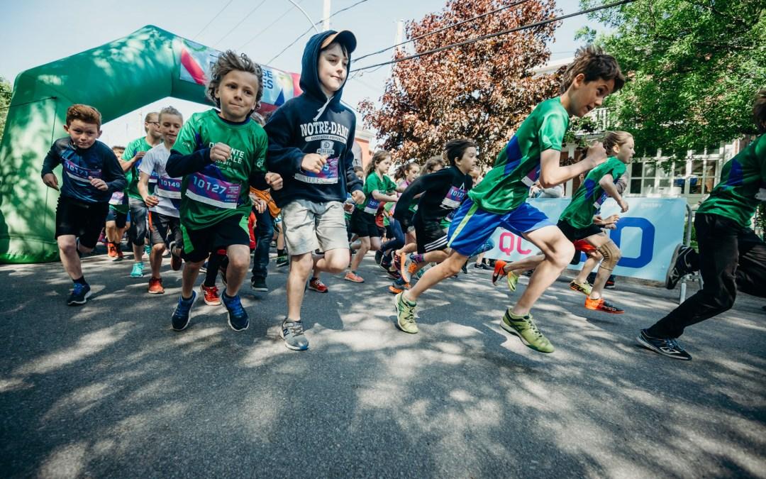 33e Descente Royale de Québec présentée par les Promenades Beauport  Le parcours rapide attire l'élite, tout comme les amateurs et les familles !