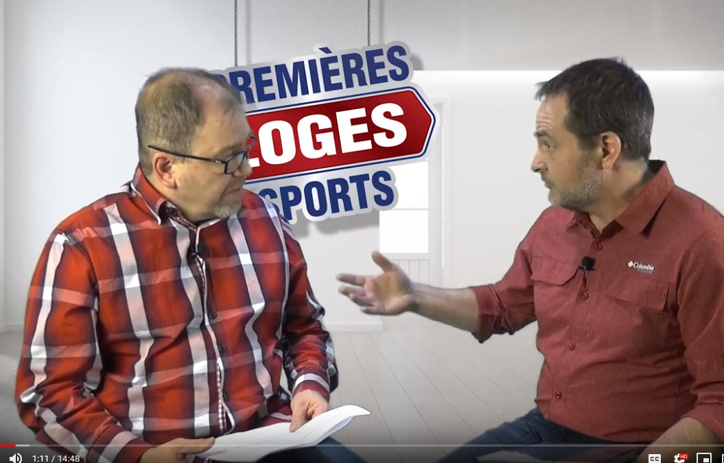 Premières Loges Sports – On parle Rallye avec Christian Gingras