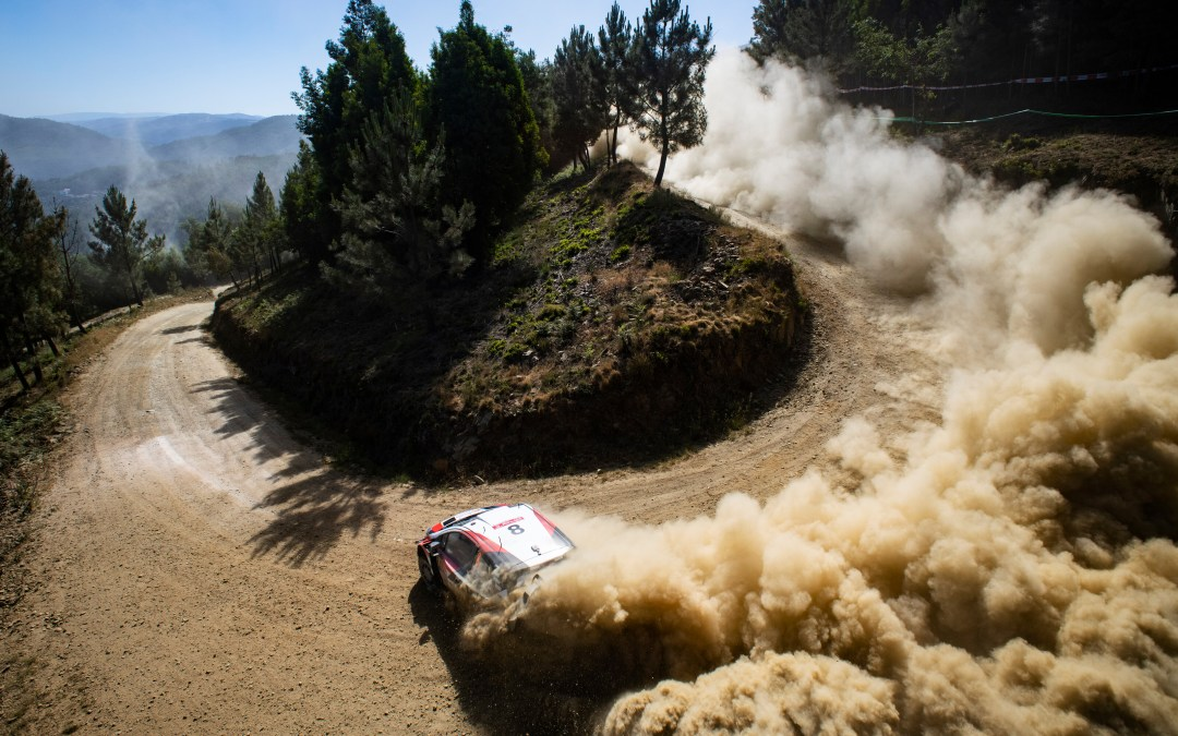 Ott Tänak gagne un deuxième rallye consécutif