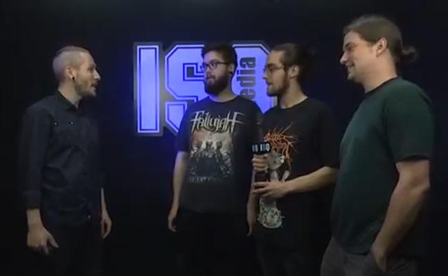La scène ISQ rencontre Hatalom