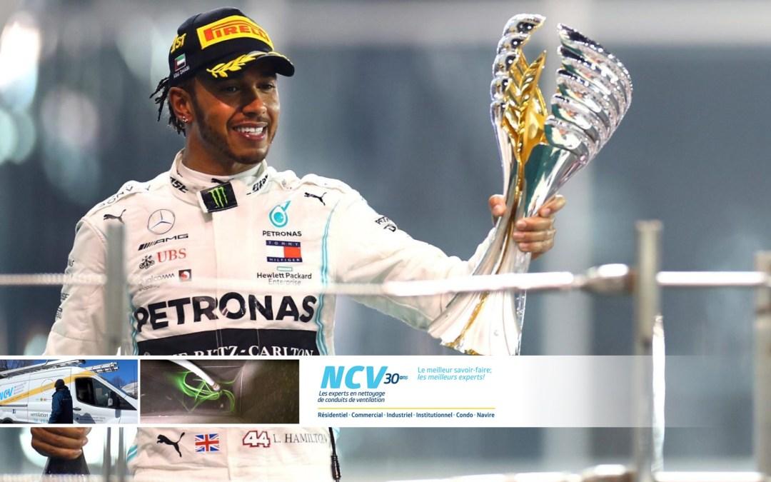 Lewis Hamilton, la légende (en devenir?)