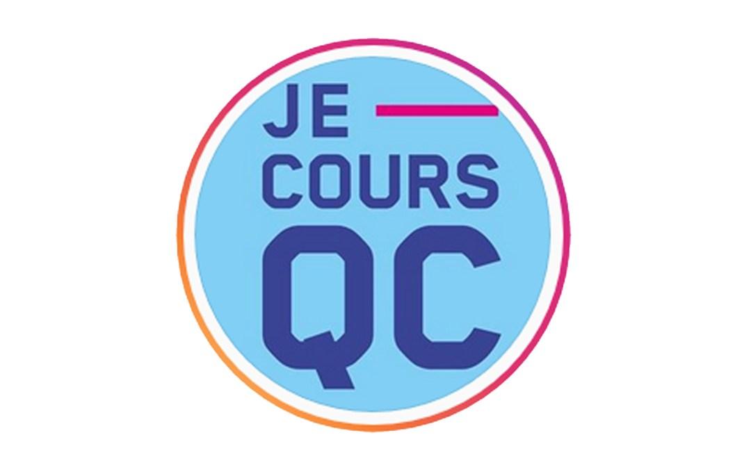 Je Cours Qc se joint au mouvement pancanadien « Canada bouge » Pour célébrer la Journée mondiale de la course à pied