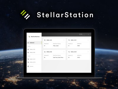 StellarStation commercial service operational for UHF TT&C