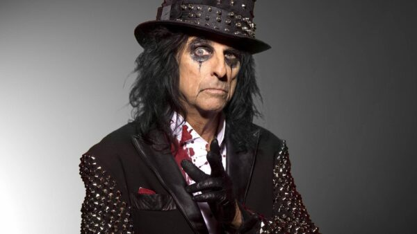 The Godfather Of Shock Rock Comes Home To His Heavenly Father