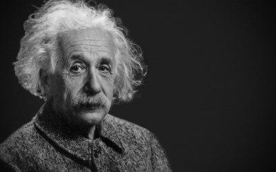 Dio esiste? Albert Einstein risponde.