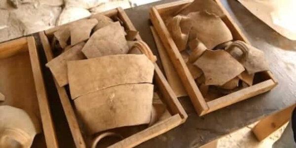 Ritrovate a Gerusalemme ceramiche