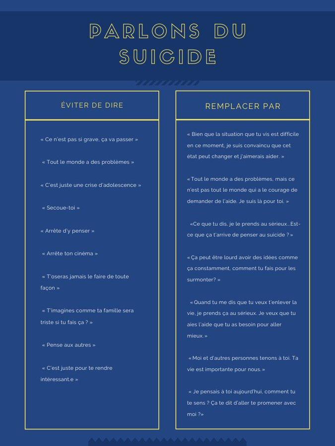 Je Veux Mettre Fin A Ma Vie : mettre, Comment, Aider, Proche, Infosuicide.org