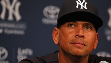 Photo of A-Rod