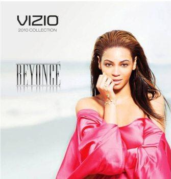 Beyoncé Teams Up With Vizio 1